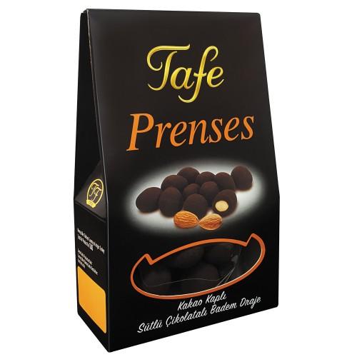 Prenses Sütlü Çikolatalı Badem Draje 65g