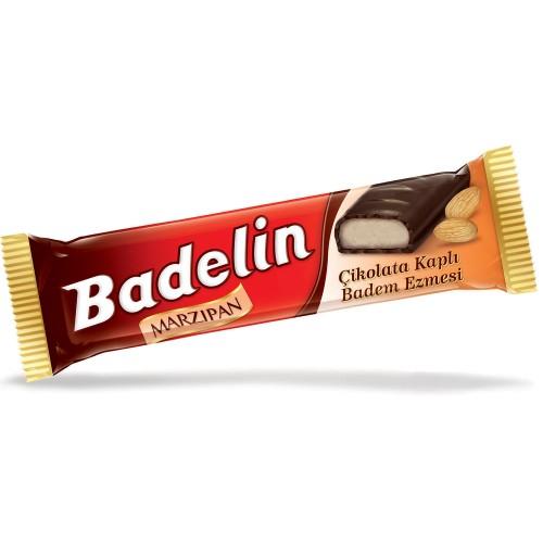 Badelin Çikolatalı Badem Ezmesi 33g